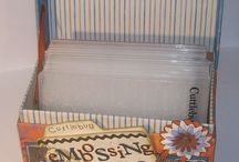 Craft Room Storage Ideas / Storage