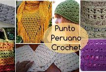 Crochet peruvien