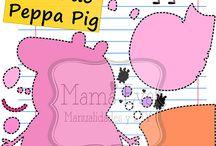 pepa pig (*¤*)