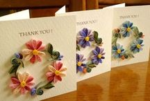 quilling little cards