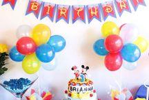 {Party} Disney