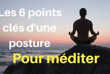 Apprendre à mediter