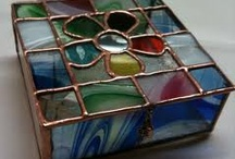 Stained Glass / Finding some stained glass patterns / by Stephanie Steele