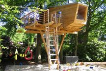 Treehouses & Forts