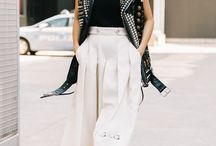 style • the cropped trouser