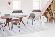 DINING ROOM Inspiration / What's for dinner, darling? But the more important question is: Do your friends and family feel cozy sitting on their chairs at the dining table? With Rolf Benz surely they will - and you will leave a lasting impression of discreet elegance and modernity.