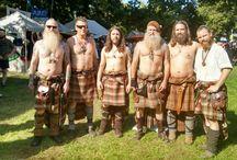 Clan of Saor Albannach / schottische Lagergruppe