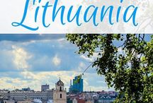 Travel Lithuania / #travel #inspiration all over #Lithuania #citytrips #roadtrips #sightseeing and more
