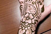 My henna designs / Henna