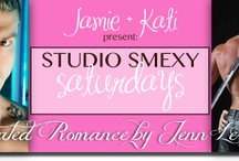 Studio Smexy Saturdays Covers / Covers shot by The Jenn LeBlanc. Join us every Saturday for behind the scenes looks at how covers are made. Interviews with models, authors and designers. Welcome to #StudioSmexy