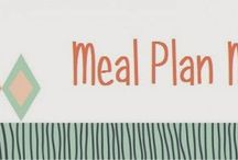 THM Meal Plans / Trim Healthy Mama meal plans