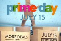 Amazon Prime Day 2016 Deals & Sale LIVE! / Amazon Prime Day 2016 is in July 2016. This board is dedicated to the best deals, offers and discounts from Prime Day 2016. Keep checking http://bestfridaydeals.org best prime day deals.