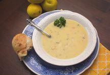 Soups / Soup recipies