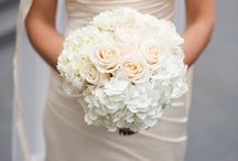 Wedding flowers / General ideas for flower bouquets or centerpieces  / by Chelsea Shibuya