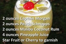 coctail receipes