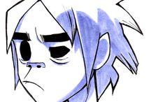 Personagens Anima Pai do Mato