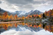 Arpy Lake Reflection