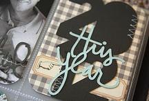 Scrapbook Ideas / by Joann Kelly Suarez