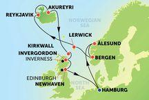 Norwegian Cruises (Iceland)