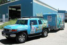Sampling Vehicles / Gallery of Sampling Vehicles - Best Practices