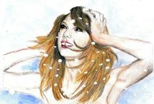 artlikeits1989 / Drawings of Taylor Swift