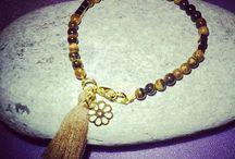 SEMIPRECIOUS BOHO Bracelets