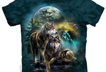 #WolfShirtWednesday - On Wednesday We Wear Wolf Shirts