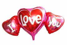 Love шары