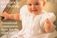 Australian Smocking & Embroidery Magazine