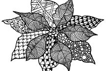 inspiration zentangle