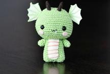 amigurumi&crochet / by Being Kwan