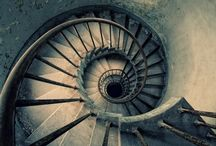 Staircases & Spirals