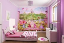 Baby Girls Room / Design Kids Room Ideas for Baby Girls Room.