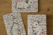 Greeting cards / All designs by The Poppy Seed Collective