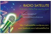 RADIO SATELLITE CARDS