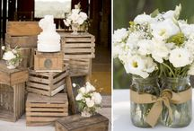 Vintage Wedding Decor / Ideas to add a vintage touch to any wedding.