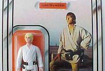 Starwars classic toys