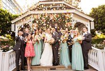 Detalles imprescindibles en la celebración del matrimonio - en iglesia o aire libre / Ideas de los detalles que no deben faltar el día de la celebración de tu boda, en el momento en que los novios dan el sí quiero! Son detalles que harán más dulces tu recuerdo!
