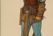 Crossbows and crossbowmen