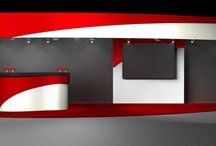 Booth, Kiosks and Exhibition