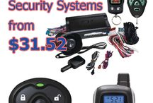 Car Alarms & Security Systems / Now secure your vehicles specially cars with ShaziShop, we offer your vehicle security system. Find different car alarms and viper alarm system. All the alarm systems for cars are listed below. Check out and purchase your best car security system, which are available in affordabel rates.