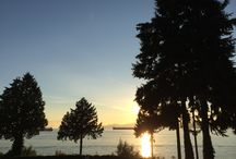 Stanley Park Seawall (Vancouver, BC) / A beautiful place for a walk.