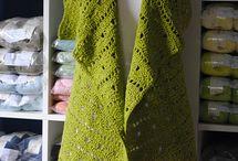 Crochet Sweaters and Jackets / by Katrina Lum
