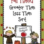 Math greater,less than