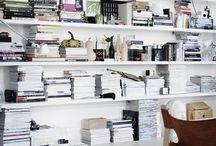 Bibliothèques/étagères