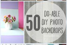 DIY for photographers