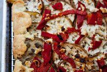 Pizza & Flat Breads