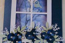 Cards w/windows / by Cindy Davis