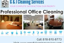 Cleaning Service Santa Monica