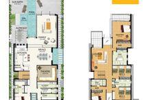Interesting House/Apartment Plans